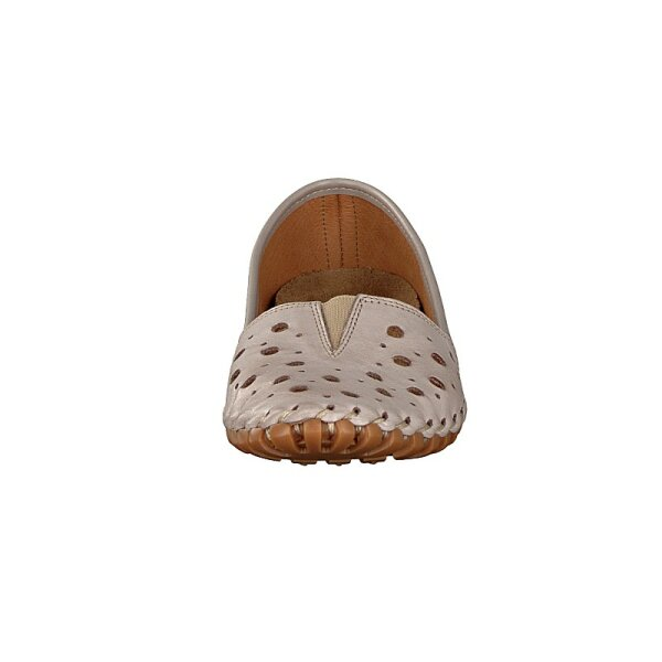 Gemini Damen Slipper beige