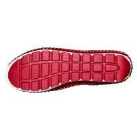 Gemini Damen Schnürschuh rot