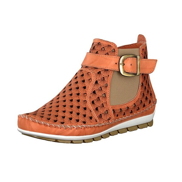 Gemini Damen Boot orange