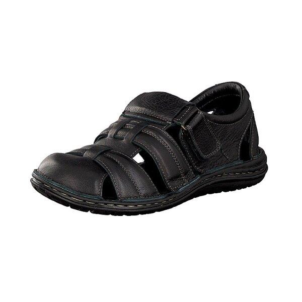 Gemini Herren Sandale schwarz