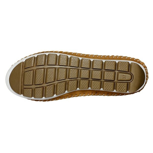 Gemini Damen Slipper gelb