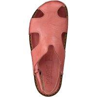 Gemini Damen Sandale rot 37