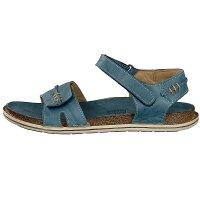 Gemini Damen Sandale blau 41