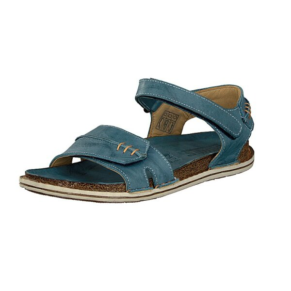 Gemini Damen Sandale blau 42