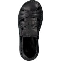 Gemini Herren Sandale schwarz 41