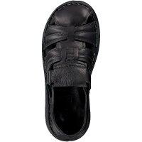 Gemini Herren Sandale schwarz 43