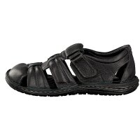 Gemini Herren Sandale schwarz 44