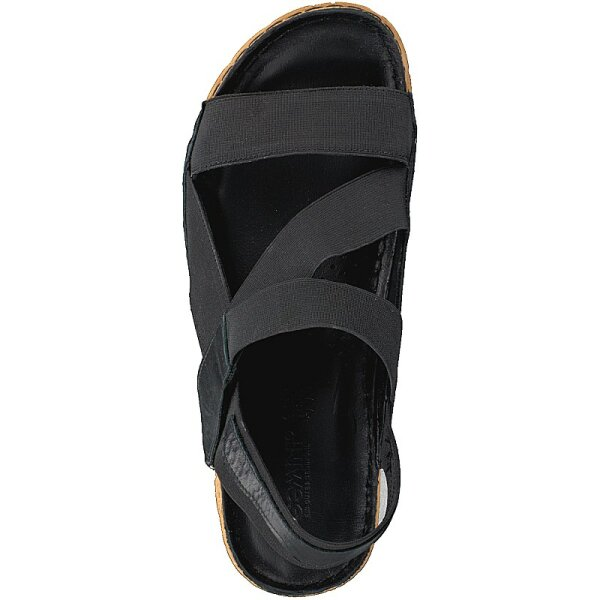 Gemini women sandal black