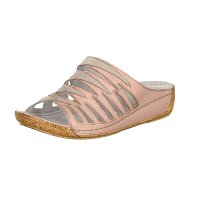 Gemini women mule rose
