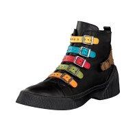 Gemini women boot black