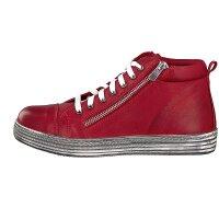 Gemini Damen Sneaker rot