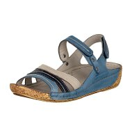 Gemini women sandal blue