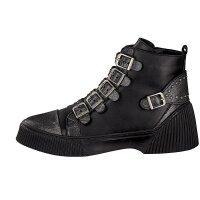 Gemini Damen Boot schwarz