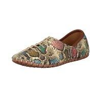 Gemini women lace-up shoe multi
