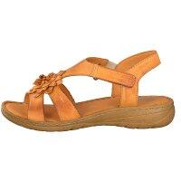 Gemini women sandal orange