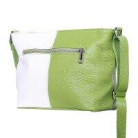 Gemini women handbag green