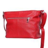 Gemini Damen Handtasche rot