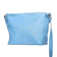 Gemini women handbag blue