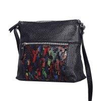 Gemini Damen Handtasche schwarz