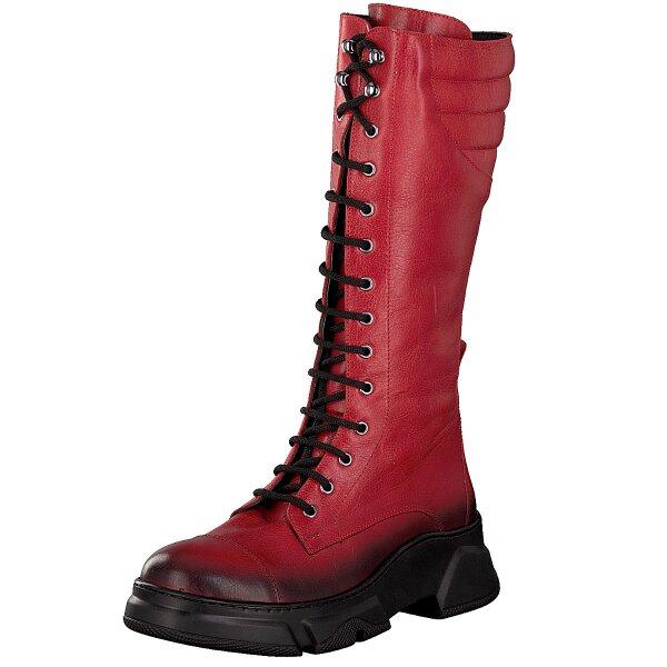 Gemini women boot red
