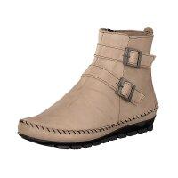 Gemini women boot beige