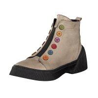 Gemini women boot grey