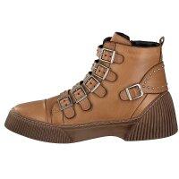 Gemini women boot brown