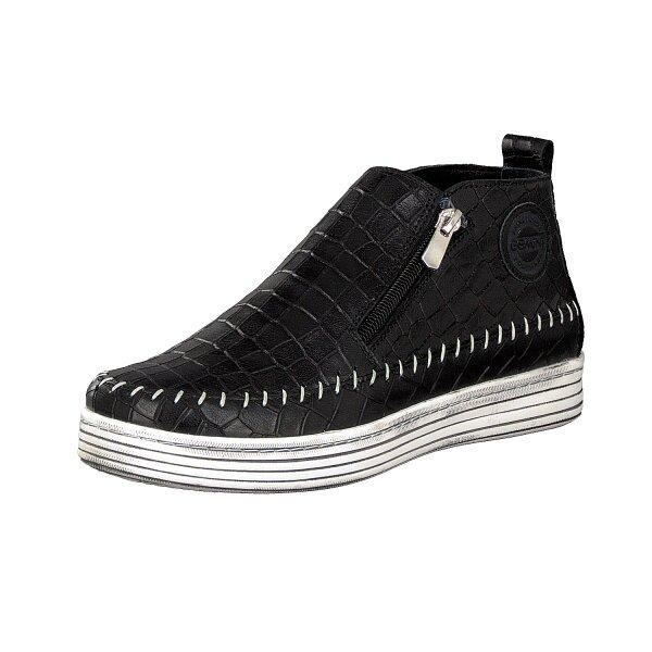 Gemini women sneaker black