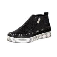 Gemini Damen Sneaker schwarz