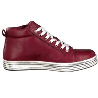 Gemini women sneaker red