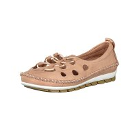 Gemini Damen Slipper rosa