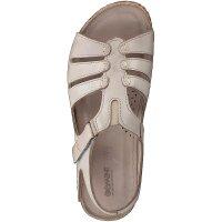 Gemini Damen Sandale taupe